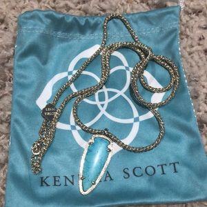 Kendra Scott Skylar Pendant Necklace